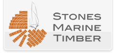 Stones Marine Timber Logo